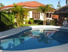 3 Bedroom House with Swimming pool