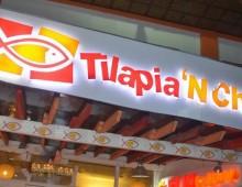 Tilapia N Chips Boracay
