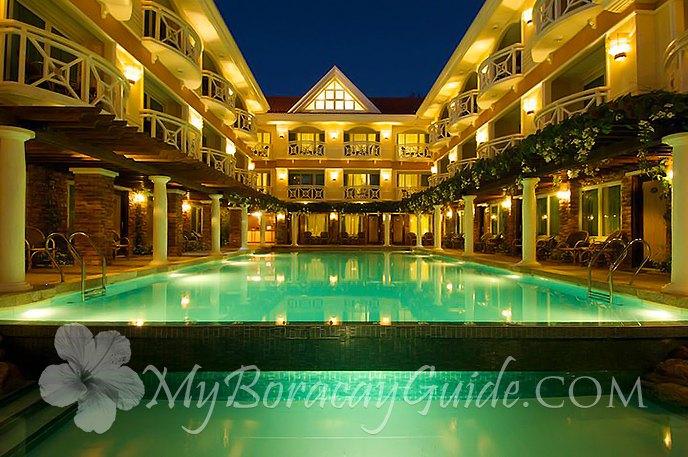 长滩岛酒店介绍_boracay mandarin island hotel