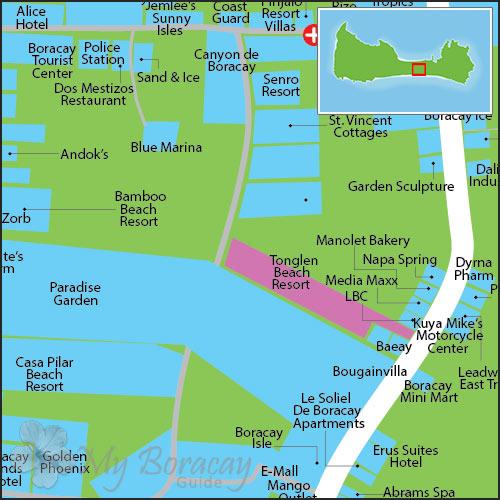 Tonglen Quick Map