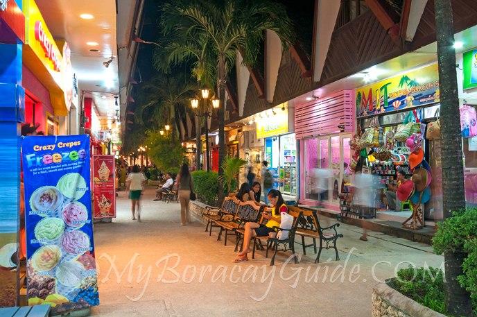 Boracay-DMall-Avenue