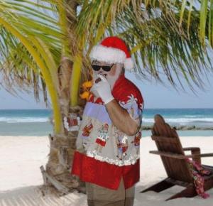 Christmas in Boracay