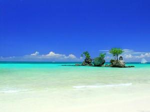 Willy's Rock, Boracay Island