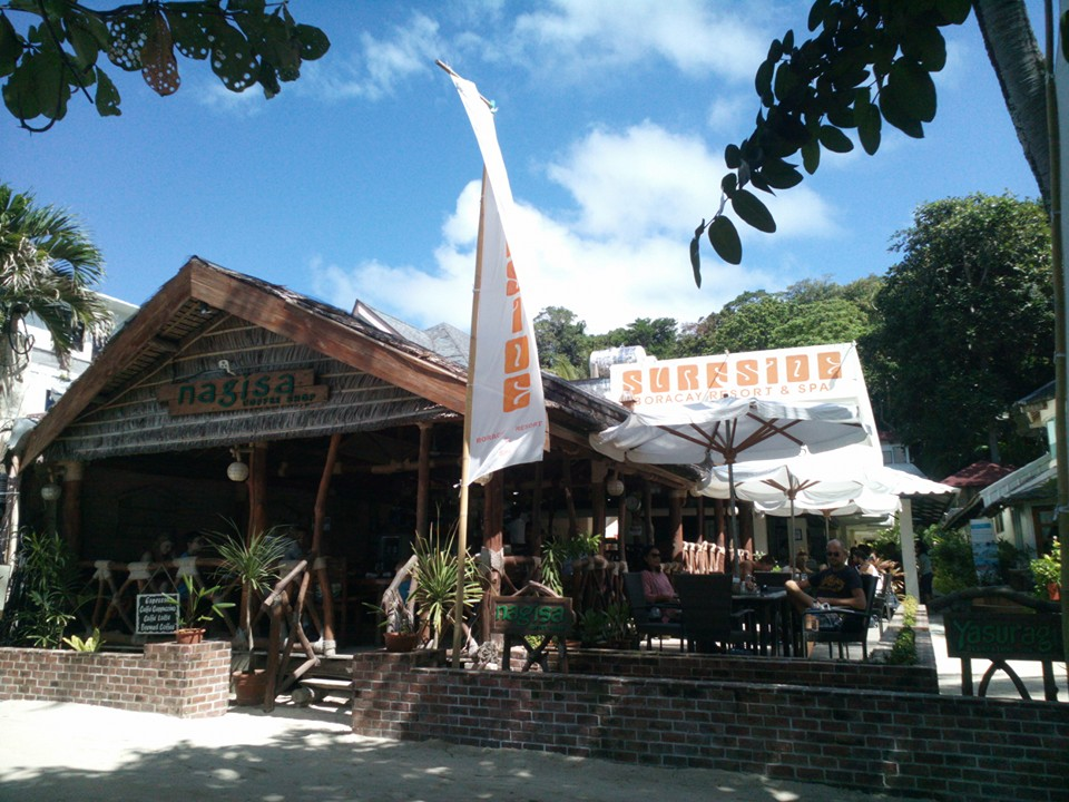 Nagisa Coffee Shop Exterior