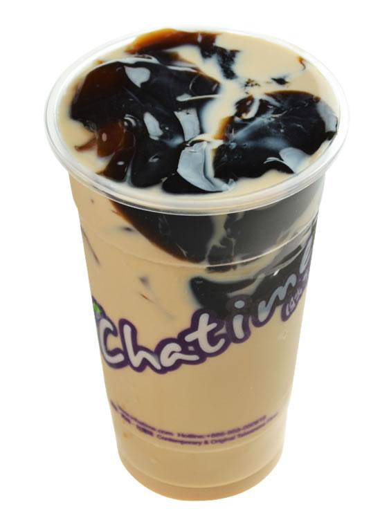 602-Grass-Jelly-Roasted-Milk-Tea