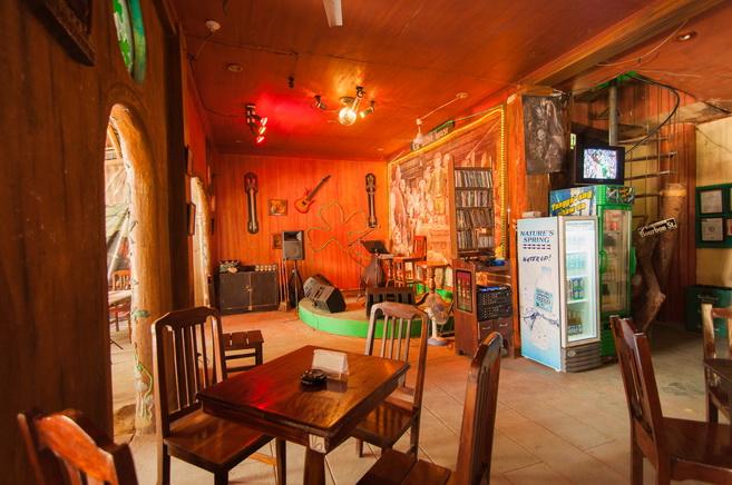 Hobbit Tavern Interior