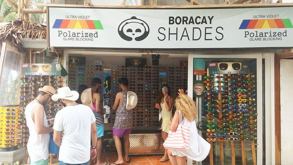 Boracay Bamboo Shades