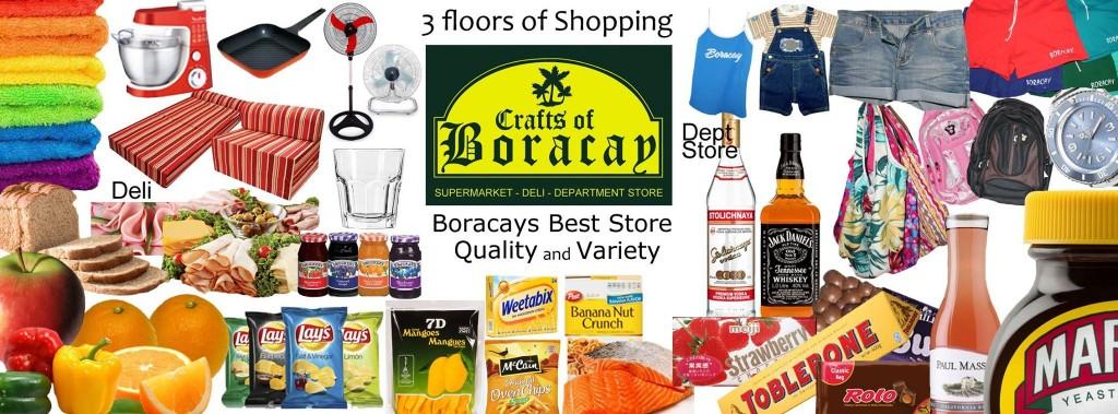Crafts of Boracay