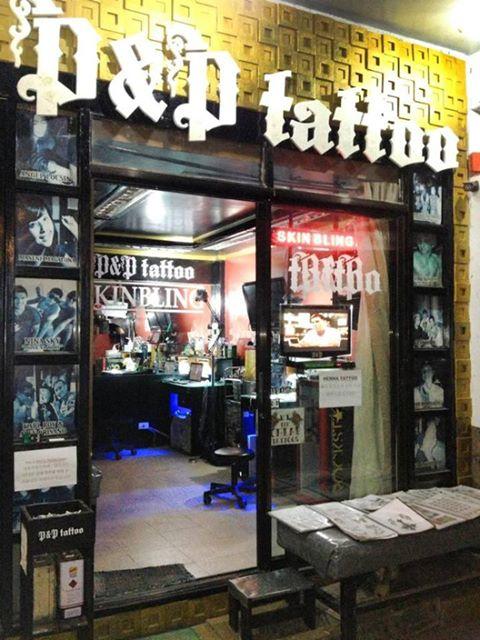 P&P Tattoo Boracay