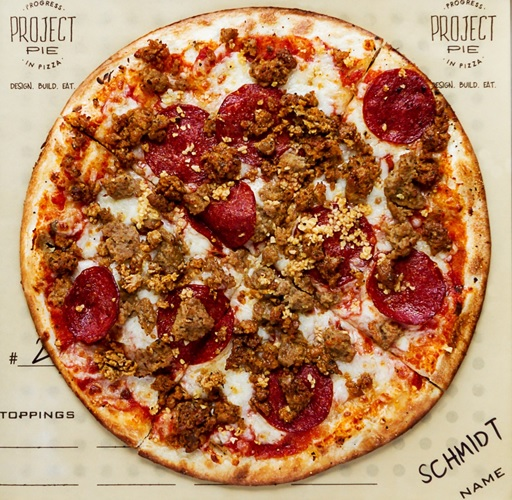 """Project Pie """"Designed by you, built by us."""""""