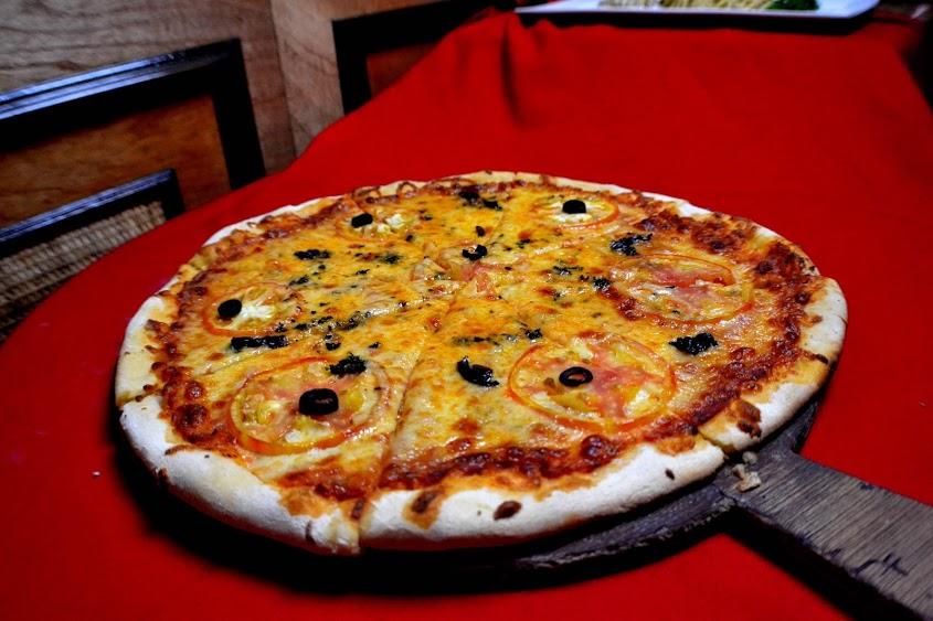 "Red Coconut Restaurant ""Best Brick Oven Pizza!"""