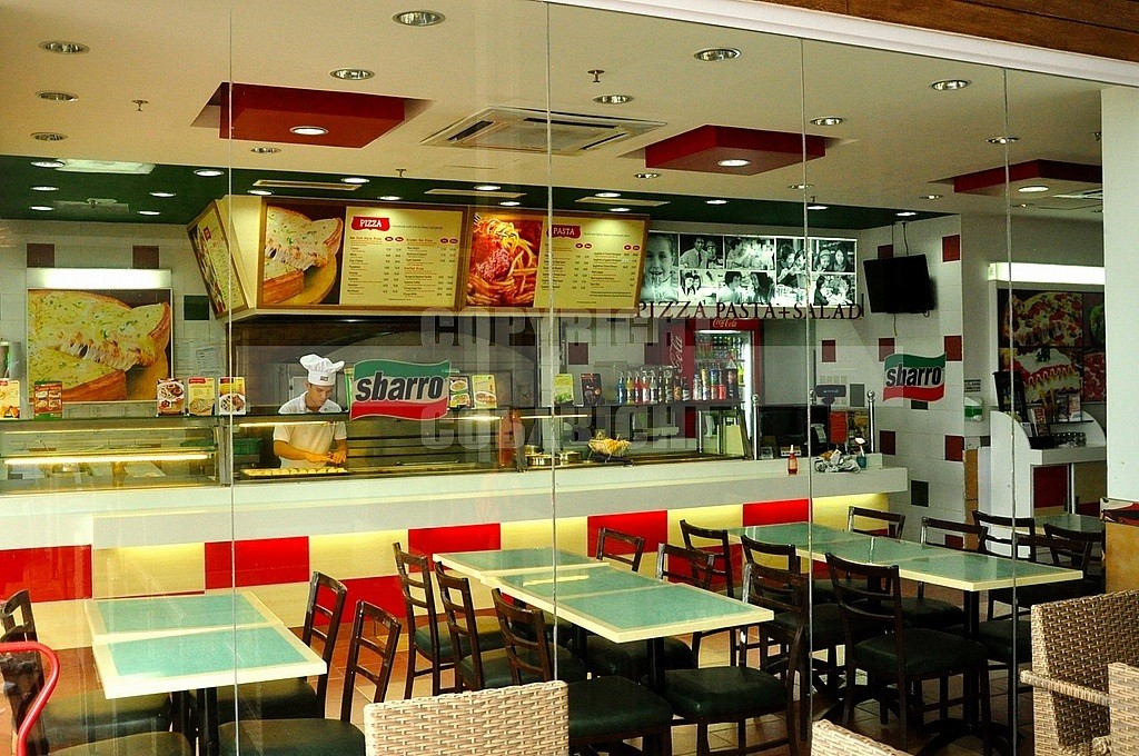 "Sbarro ""Fresh Italian Cooking"""