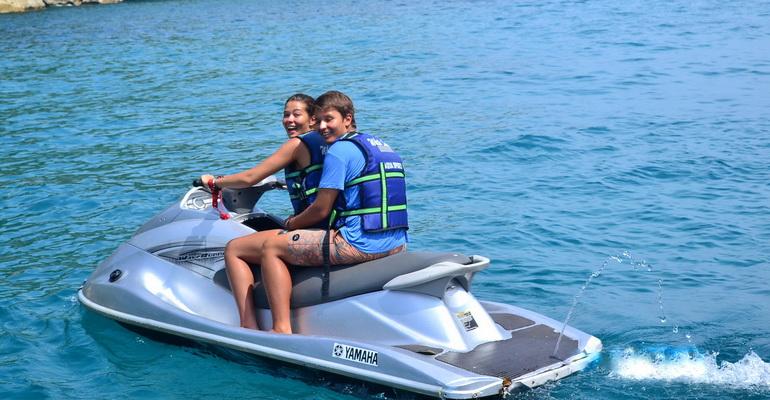 Jet Ski Boracay Activities