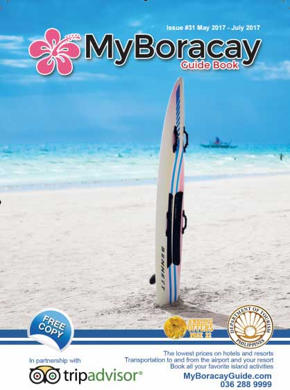 MyBoracayGuide Book 30th Edition