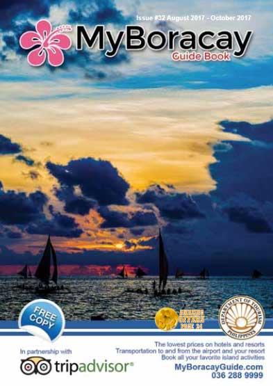 MyBoracayGuide Book 30th Edition