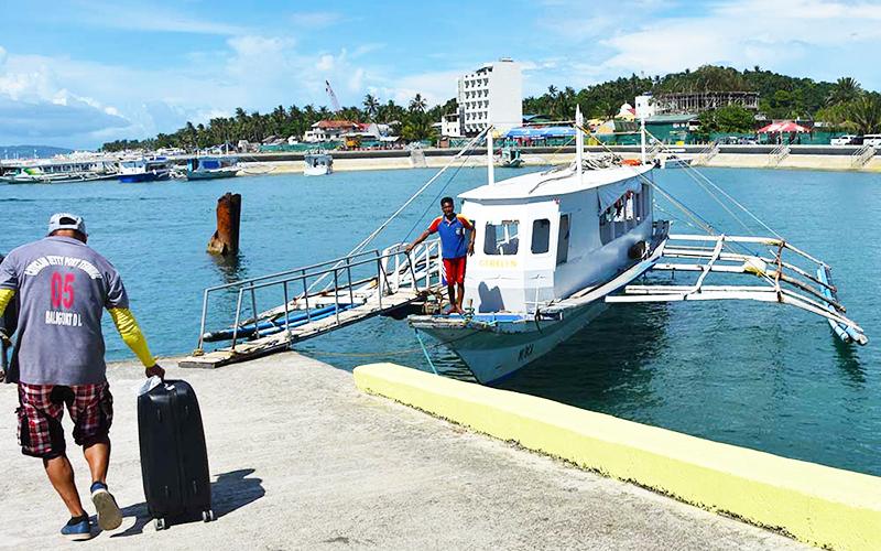 Bangka Boat to Boracay