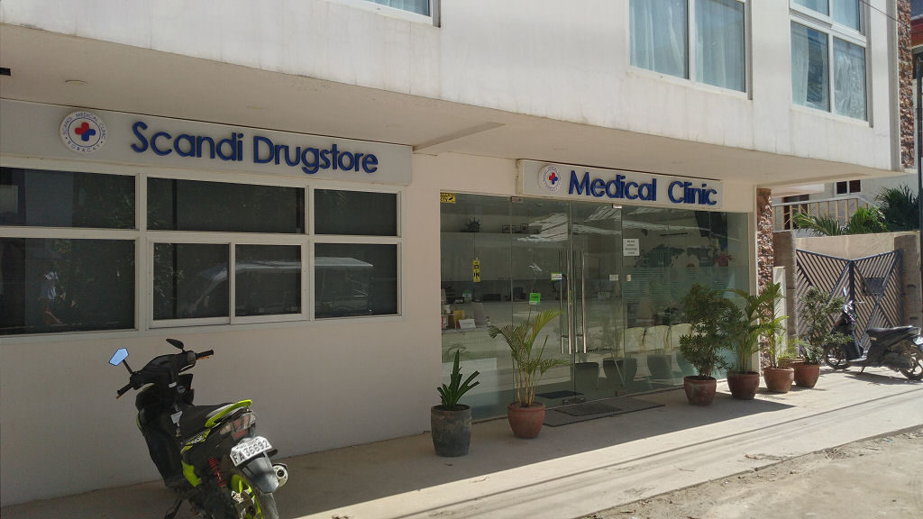 Scandi Medical Clinic On Boracay