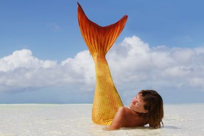 Mermaid Lesson Boracay Activity