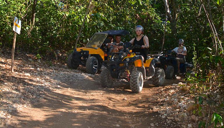 Awesome ATV Boracay