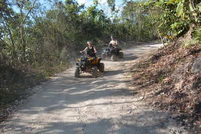 ATV Ride Off Road Boracay Activities