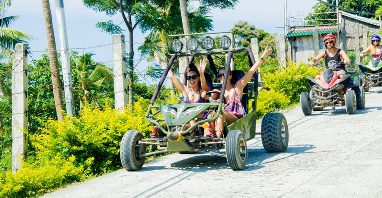 ATV and Buggy Car Boracay Activities