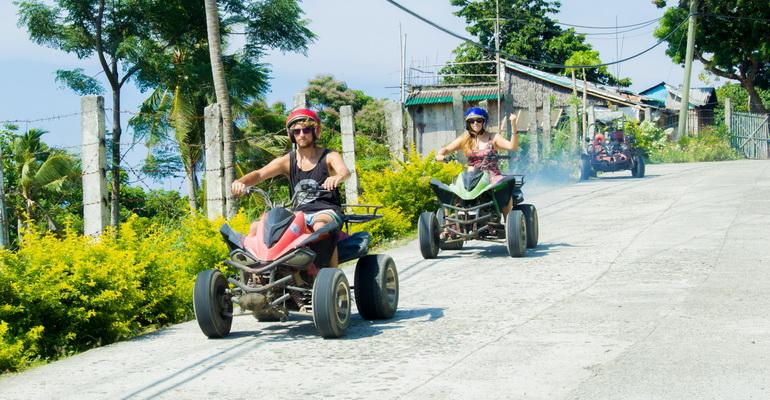 ATV and Buggy Car Boracay Activities