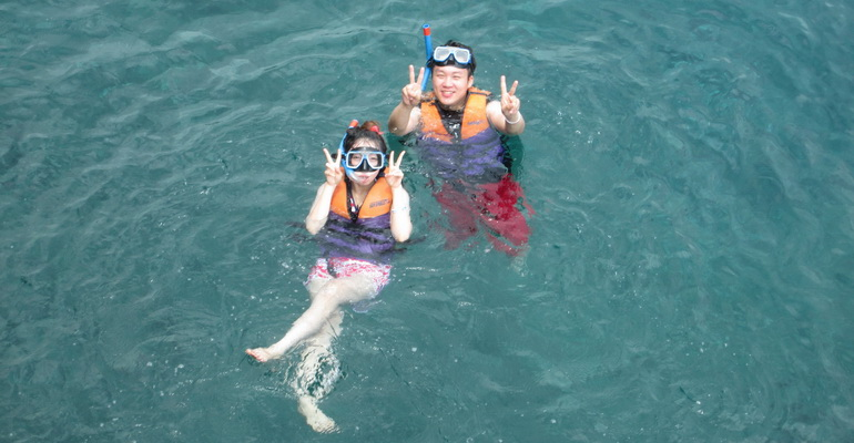 Ariels Point Boracay Activities