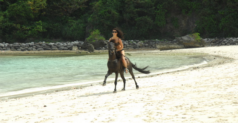 Horseback Riding Boracay Activities