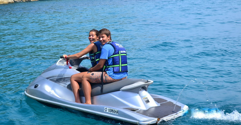 Jet Ski Borcacay Activity