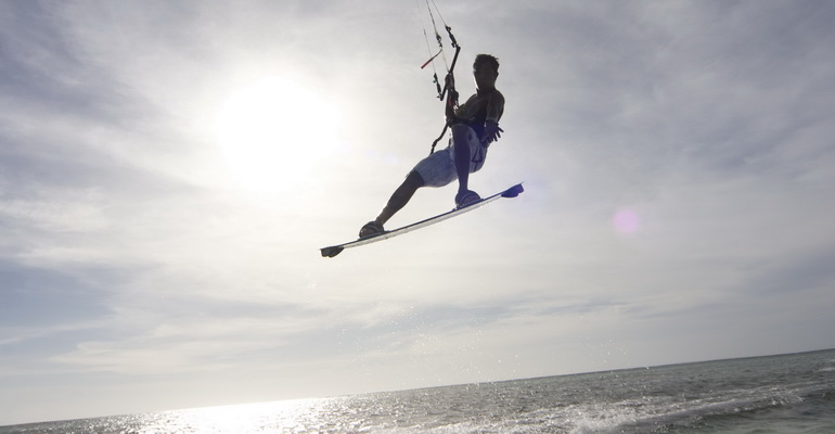 Kiteboarding Boracay Activity