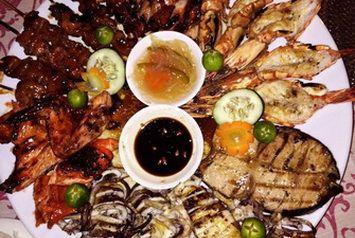 Paraiso Bar and Grill Restaurant Boracay