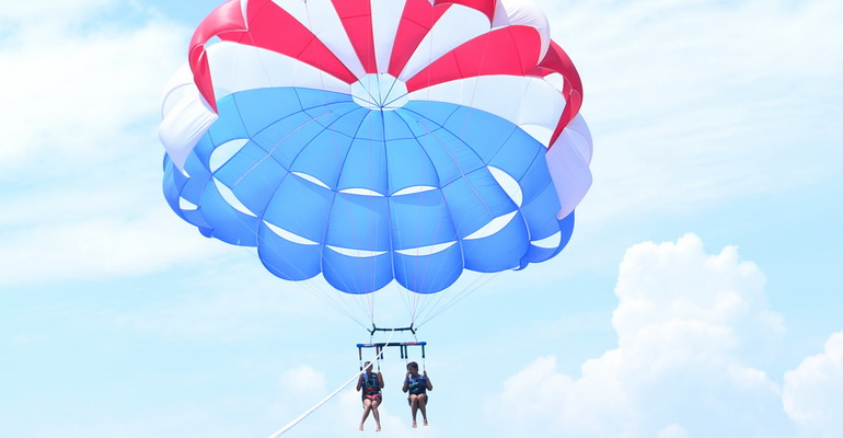 Parasailing Boracay Activity