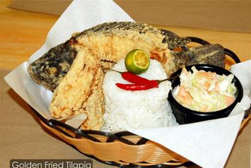 Tilapia and Chips Restaurant