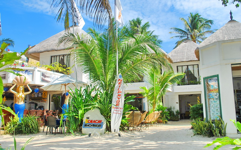 39cdbfbc131be5 Boracay White Beach Station Two – Beach Front Resorts