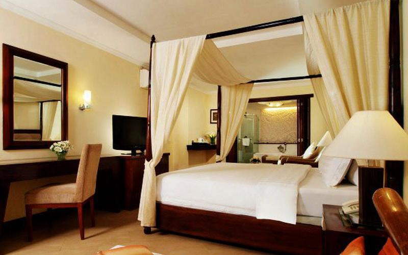 Boracay Mandarin Island Hotel Deluxe Room