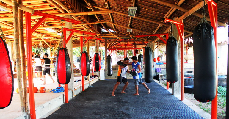 Train at Ole Iron Fist Laurense Legacy Gym