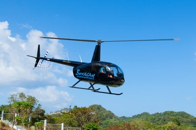 VIP-Helicopter-Transfer-front