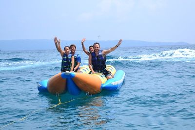 Banana Boat Activities