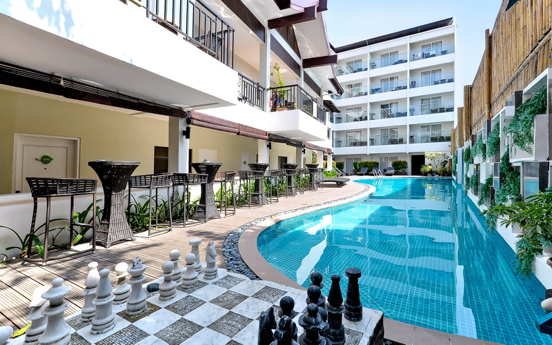 Boracay Haven Resort Discount Hotels Free Airport Pickup