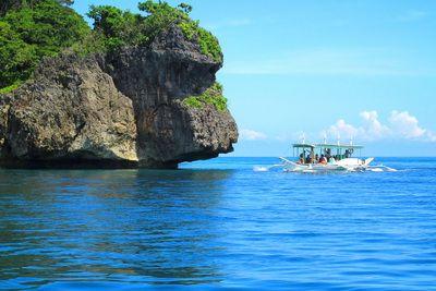 Day Trip to Carabao Island
