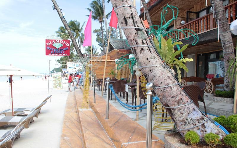 Diamond Water Edge Resort Boracay
