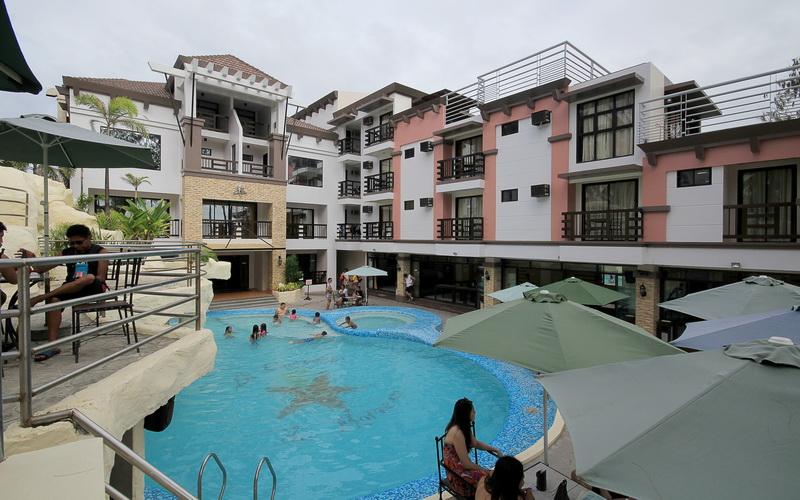 La Carmela Beach Resort Boracay