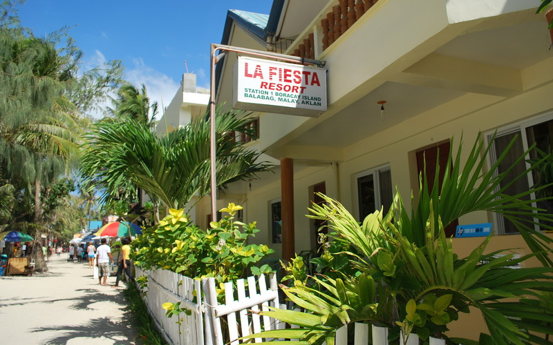 La Fiesta Boracay