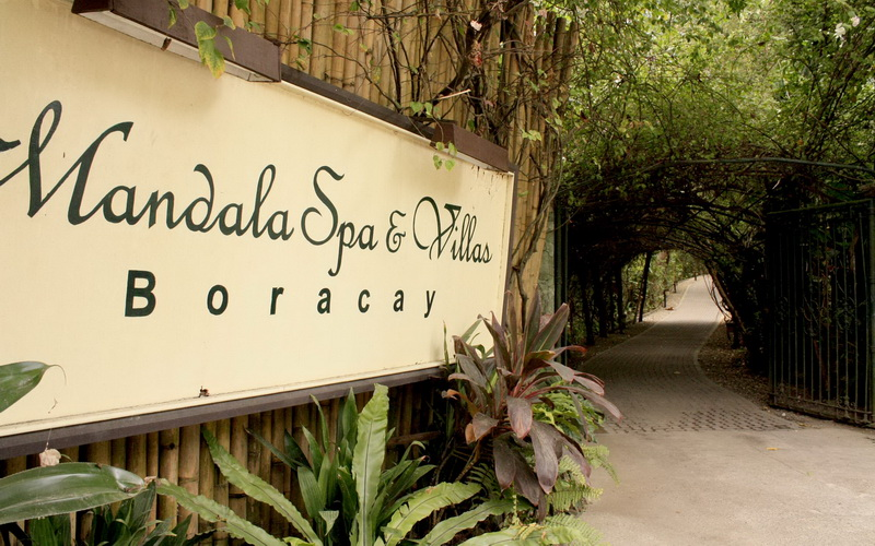 Mandala Spa and Villas Boracay