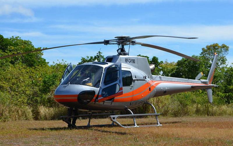 Manila Helicopter Transfer