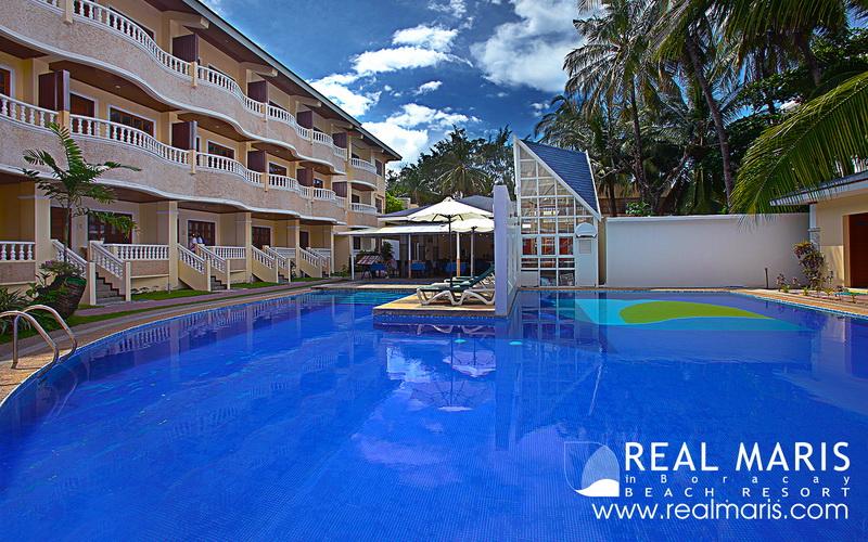 Real Maris Resort and Hotel BoracayIsland Philippines