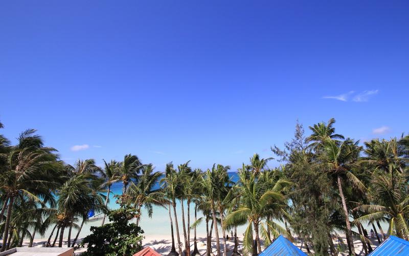 Beachfront Hotels In Boracay Station
