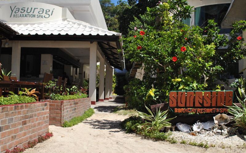 Surfside Resort and Spa Boracay