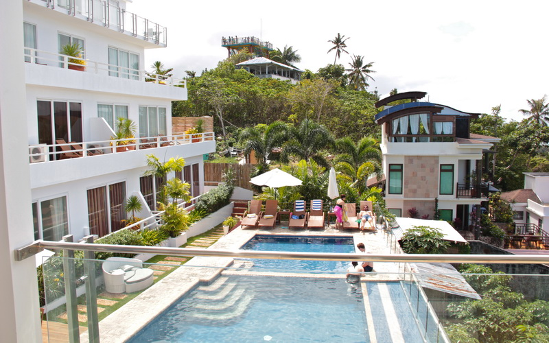 Tanawin Luxury Apartments Boracay