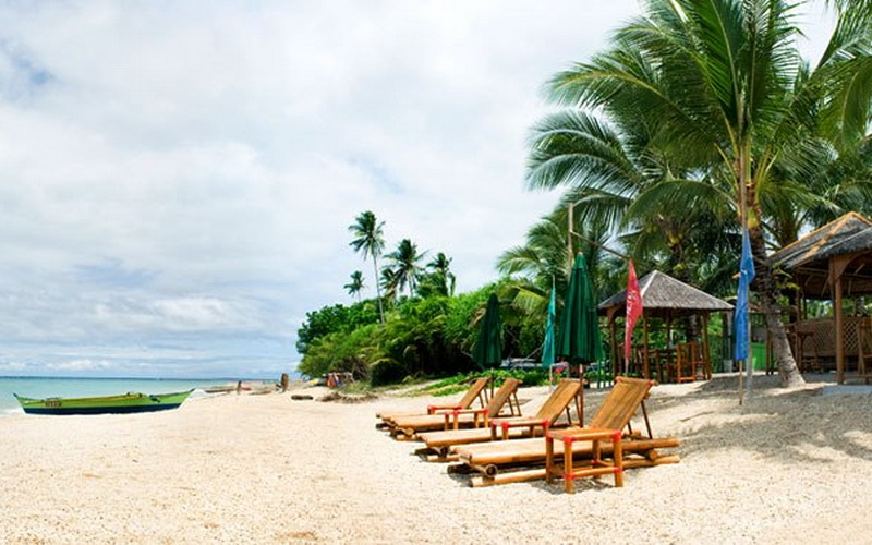 The Beach House Carabao Island